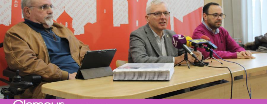 """El Plan de Accesibilidad Universal proyecta a Lucena como """"ciudad igualitaria"""""""