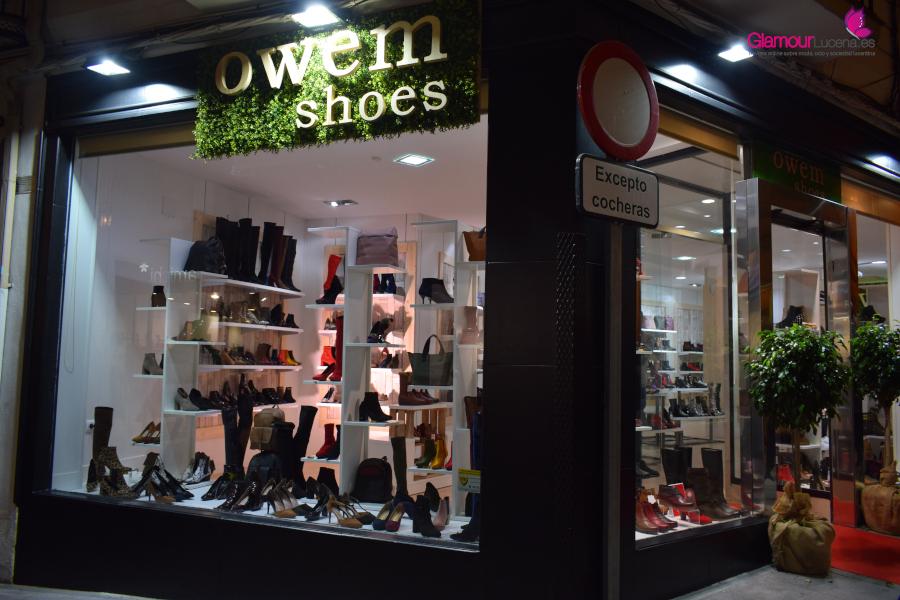 zapatos fachada