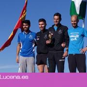 El C.D. Surco Lucena repite el tercer puesto en el Campeonato de Andalucía de clubes de Pista Cubierta