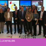 Lucena despliega en Fitur su potencial como destino turístico de compras