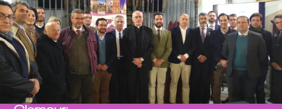 Caminos de Pasión renueva el convenio con las Agrupaciones de Cofradías