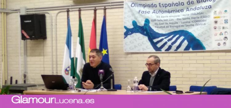 Se imparte una conferencia sobre «Los Horrores de la 2ª Guerra Mundial» en el IES Juan de Aréjula