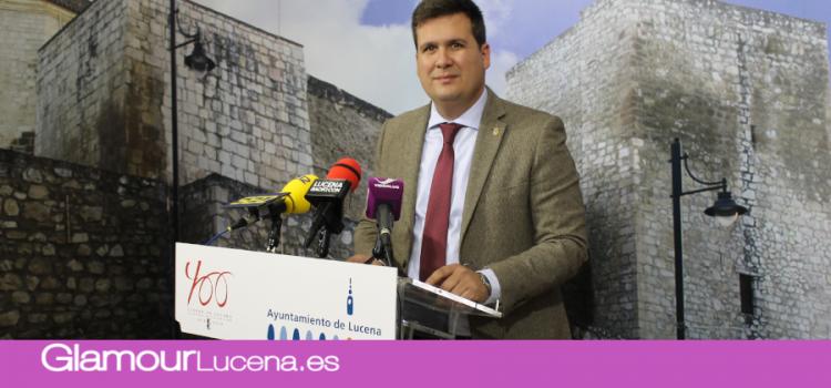 """Lucena presenta estadísticas de """"ciudad segura y tranquila"""""""