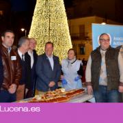 El Roscón de Reyes Gigante reparte 5.000 raciones a beneficio de la Asociación Autismo Córdoba