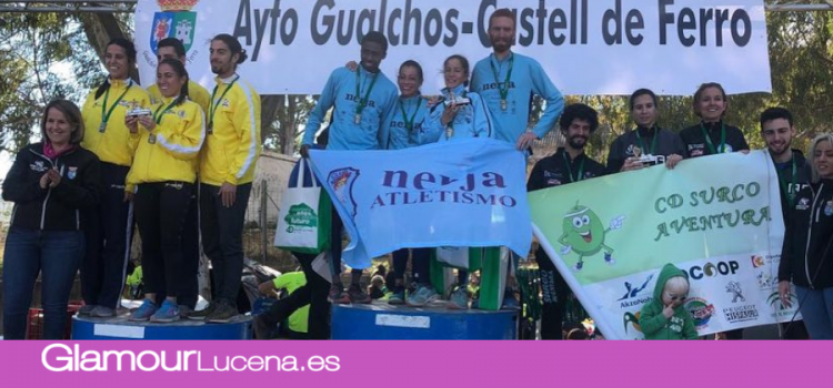 El conjunto del Club Surco Aventura disputará el campeonato de España de Relevos Mixtos tras quedar terceros en Castell De Ferro