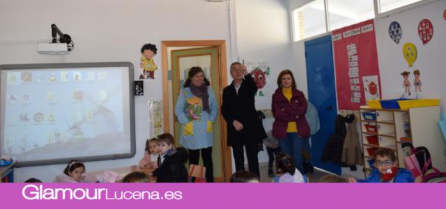 Finalizan las obras del módulo de infantil del CEIP Antonio Machado
