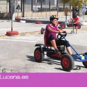 El Ayuntamiento de Lucena comenzará la próxima semana las obras de mejora en el Parque Infantil de Tráfico