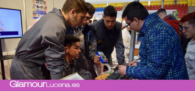 El Salón del Estudiante se celebra esta semana bajo el lema «conoce,valora y decide»