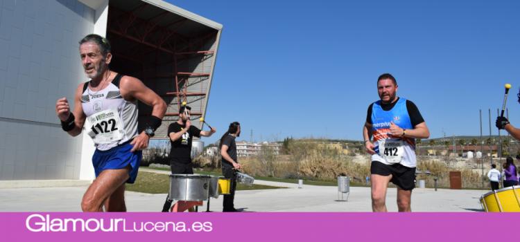 Asistimos a la 6ª Media Maratón de Lucena, un clásico que une deporte, historia, música y turismo en una misma competición