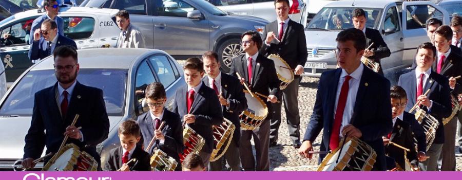 Sonidos de Torralbo, Tambores y Saetas llenan el Santuario de Aras  en la Misa del Santero