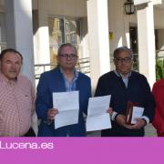 """La Plataforma """"Lucena por sus necesidades"""" pide conmemorar el 6 de Abril habiendo conseguido ya el compromiso para un CARE"""