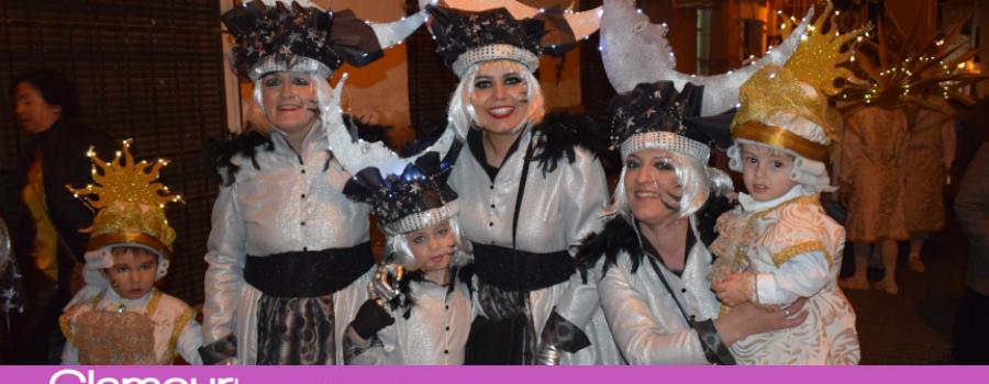 Imagenes del Pasacalles de Carnaval de Lucena 2019