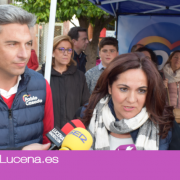 Andrés Lorite y Maria de la O Redondo animan a votar la «Revolución Fiscal del PARTIDO POPULAR» con bajadas de impuestos en pro del Trabajo