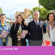 El PSOE anima a los vecinos de Lucena a participar masivamente en las elecciones del 28A