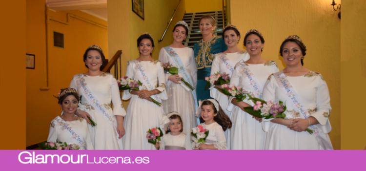 Proclamación de la Corte Aracelitana 2019