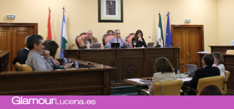 El Pleno aprueba el Reglamento del Defensor de la Ciudadanía del Ayuntamiento de Lucena