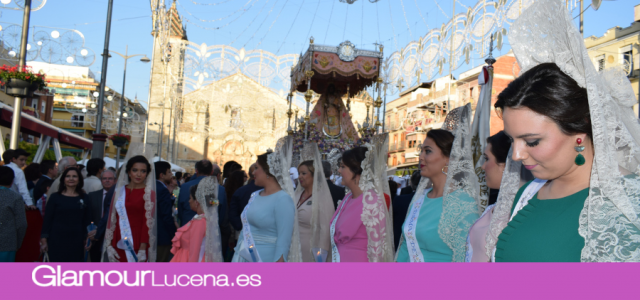 Imagenes de la Procesión del Día de la Virgen de Araceli 2019
