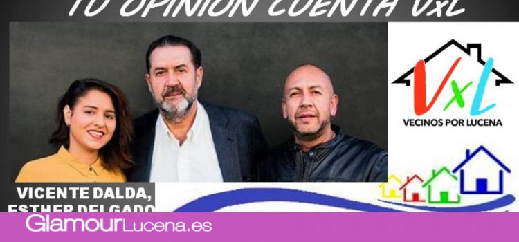 Vecinos por Lucena, la nueva formación política que se presentará a las elecciones locales del 26M