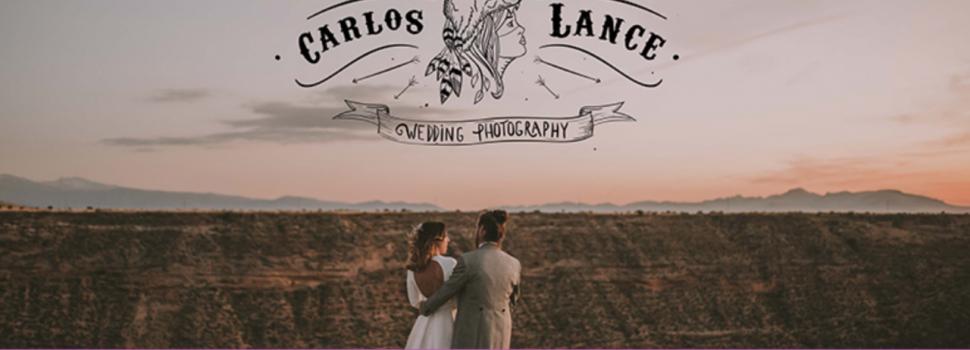 Conocemos a Carlos Lance, un fotógrafo de bodas con un estilo súper natural
