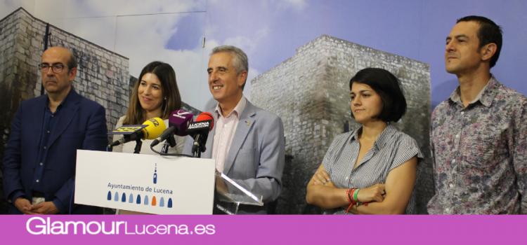 Juan Pérez da a conocer el nuevo gobierno del Ayuntamiento de Lucena
