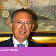 Rafael Ramírez Luna, reelegido como Hermano Mayor de la Real Archicofradía de María Stma. de Araceli