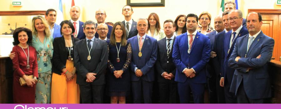 Tercer mandato consecutivo de Juan Pérez Guerrero en la nueva Corporación Municipal