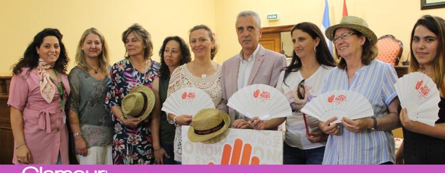 Lucena se suma a la campaña 'No te pases' en contra de las agresiones sexuales