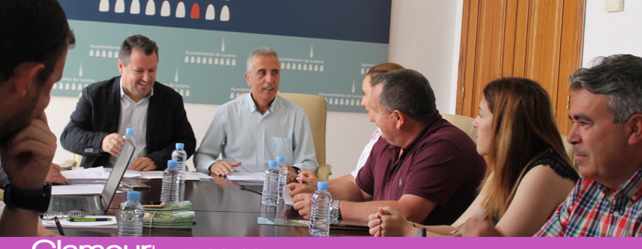 La Asociación de Vías Verdes de Andalucía se reúne en Lucena