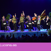 Lleno absoluto en la 21ª Edición de Carnavaluc, el Festival Carnavalesco de Lucena