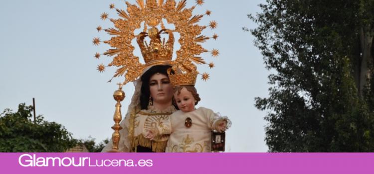 La Archicofradía de Ntra Sra del Carmen anuncia la suspensión del Pregón y Procesión de la Virgen