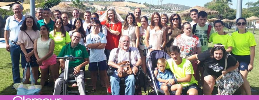 El Ayuntamiento y AMFE celebran su tradicional jornada de convivencia