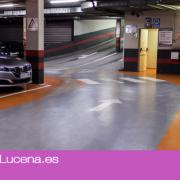 Se aprueba el expediente de contratación para los servicios de 'Aparcamientos de Lucena'