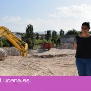 Pistoletazo de salida para la construcción del nuevo Pabellón Deportivo de la zona Oeste 1 de Lucena