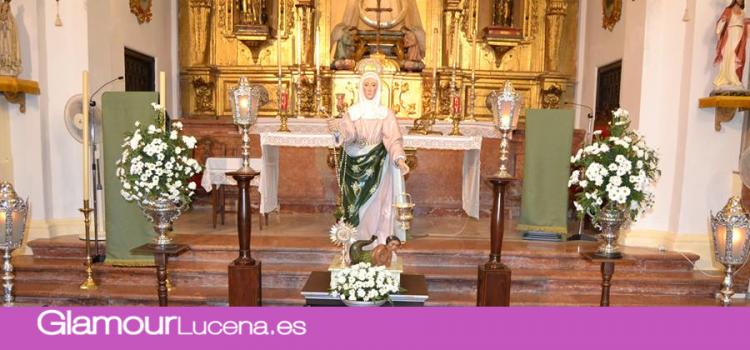 AGENDA: Besamanos y Procesión de Santa Marta de Betania