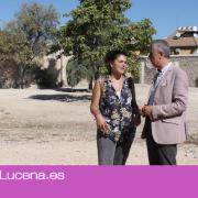 Finaliza la restauración y consolidación del muro de la Huerta de El Carmen