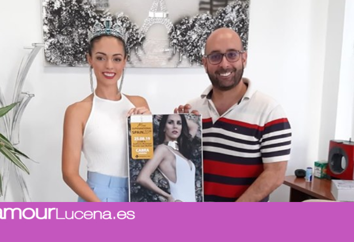 La lucentina Belen del Pino representará a Córdoba en Miss Supranational España