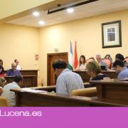 José Pedro Moreno Víbora ratifica que todos los grupos políticos participan del nuevo reglamento de fiestas, costumbres y tradiciones lucentinas