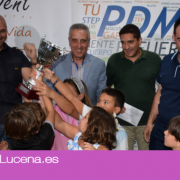 Entrega de premios de la Liga Naturdent 2019