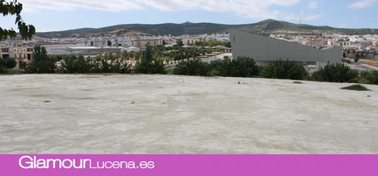 El Ayuntamiento de Lucena adjudica el diseño del futuro Parque Europa