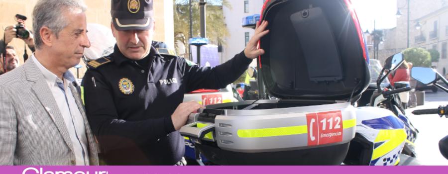 Se pone en marcha la última fase de equipación y refuerzo de la Policia Local