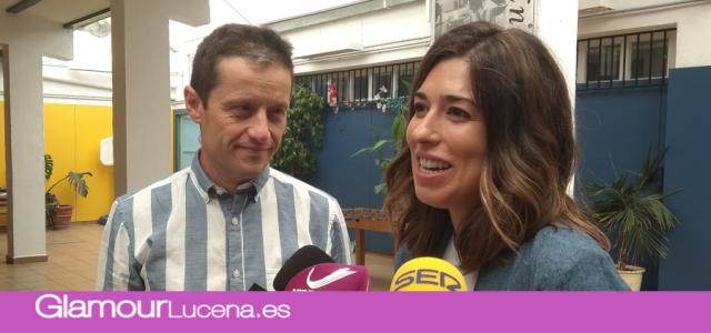 Un total de 4.406 escolares de Infantil y Primaria inician el nuevo curso en Lucena