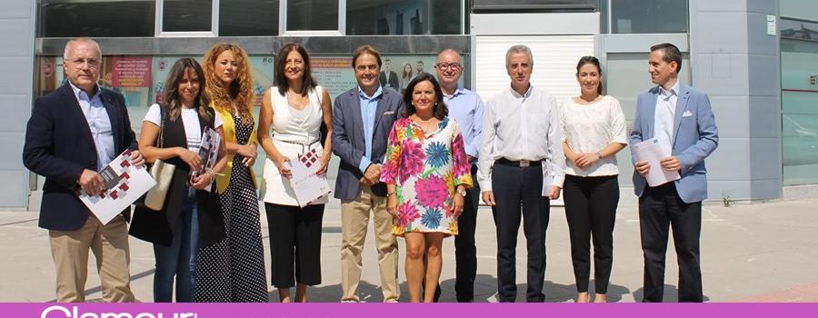 El Centro FP Dual Juan Valera a través de sus ciclos formativos generará trabajo y formación en colaboración con una quincena de empresas