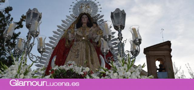 Imagenes de la Procesión de Nuestra Señora del Valle 2019