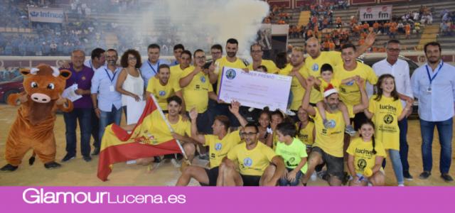 La Real Unión de Amigos se lleva el primer puesto en el Gran Prix Lucena 2019