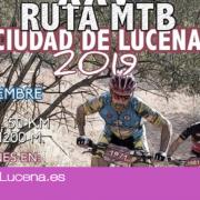 AGENDA: XXV Ruta Ciclista MTB Ciudad de Lucena