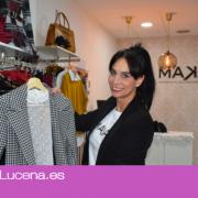 Macarena Real nos muestra su nueva tienda de moda