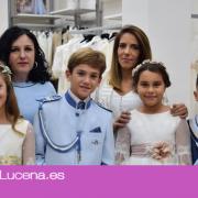 La renovada tienda Carmen Boutique abre sus puertas presentando temporada en Primera Comunión