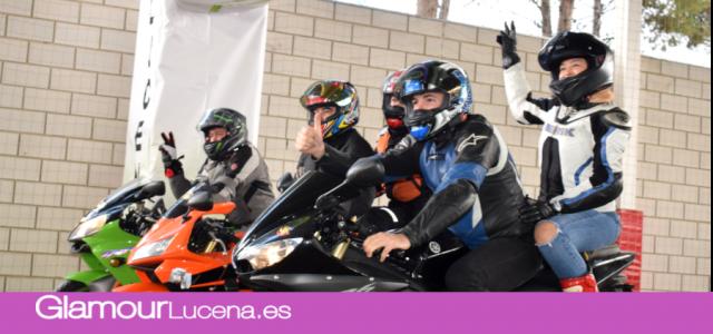 Más de mil moteros han llegado a Lucena con la Rider Andalucía 2019