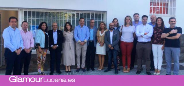 La Asociación Autismo Córdoba inaugura una nueva Delegación en Lucena