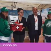 Carrefour Lucena acoge la campaña «Dona Vida al Planeta» por el reciclaje de aparatos electrónicos